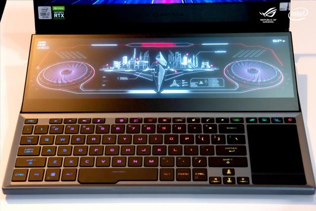 ASUS ra mắt dàn siêu laptop gaming, đỉnh nhất là ROG Zephyrus Duo 15: Core i9 gen 10, màn hình 144-300hz, giá từ 80 triệu đồng - Ảnh 3.