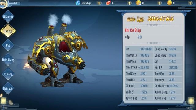Đại gia bạo chi, cán mốc 70 triệu lực chiến ẵm trọn TOP 1 liên server, suy tôn Đệ Nhất Cao Thủ, tạc tượng vàng 999 duy nhất trong Ảnh Kiếm 3D - Ảnh 8.