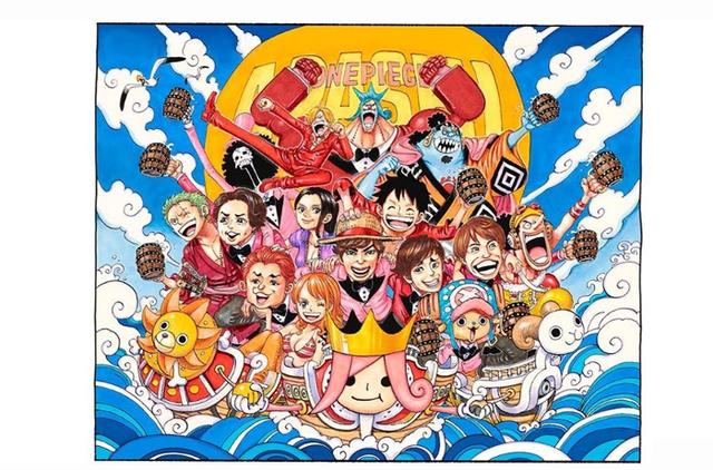 One Piece: Oda đã từng mạnh tay chi đậm để sở hữu bản Shanks siêu hiếm trong một game dấu tên - Ảnh 1.
