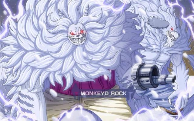Liệu 2 Vua Chó, Mèo có hóa Sulong để quyết chiến với Kaido trong One Piece 989 hay không? - Ảnh 3.