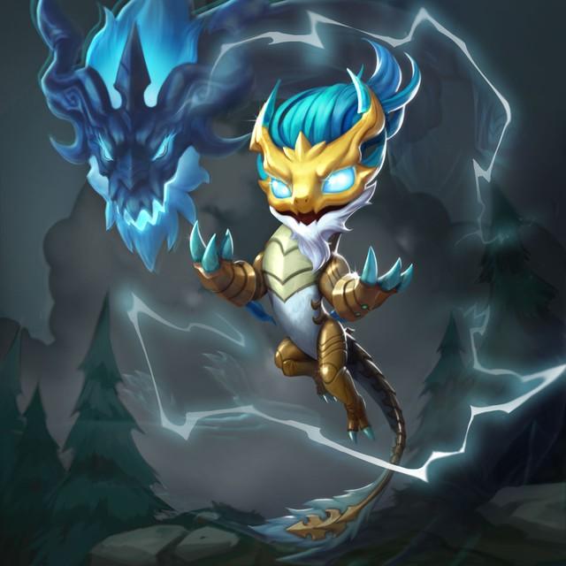 Không thể đưa Ao Shin vào LMHT, Riot hô biến vị thần rồng thành Linh Thú Đấu Trường Chân Lý - Ảnh 2.