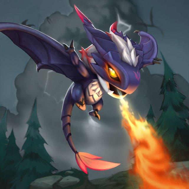 Không thể đưa Ao Shin vào LMHT, Riot hô biến vị thần rồng thành Linh Thú Đấu Trường Chân Lý - Ảnh 4.