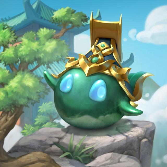 Không thể đưa Ao Shin vào LMHT, Riot hô biến vị thần rồng thành Linh Thú Đấu Trường Chân Lý - Ảnh 9.
