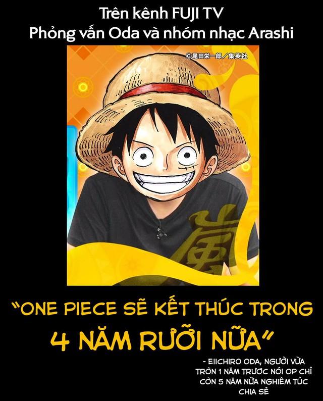 One Piece: Oda đã từng mạnh tay chi đậm để sở hữu bản Shanks siêu hiếm trong một game dấu tên - Ảnh 2.
