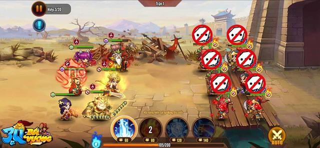 Chỉ từ chi tiết nhỏ xíu cũng biến 3Q Bá Vương trở thành tựa game Tam Quốc độc nhất vô nhị, trước sau không có đối thủ sánh bằng! - Ảnh 5.