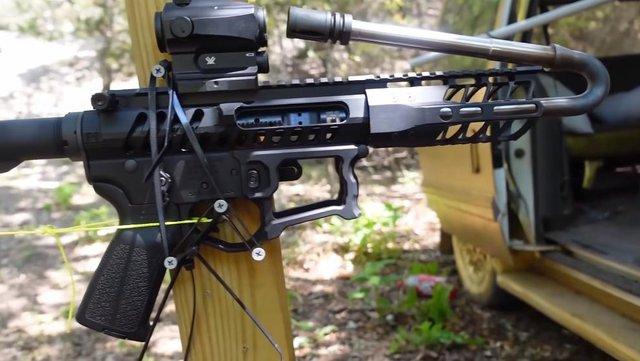 Thử nghiệm khó tin: Bẻ cong nòng súng để điều hướng viên đạn là chuyện có thật - Ảnh 5.