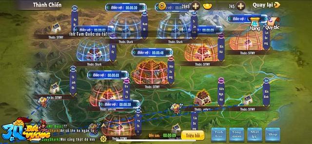 Chỉ từ chi tiết nhỏ xíu cũng biến 3Q Bá Vương trở thành tựa game Tam Quốc độc nhất vô nhị, trước sau không có đối thủ sánh bằng! - Ảnh 13.