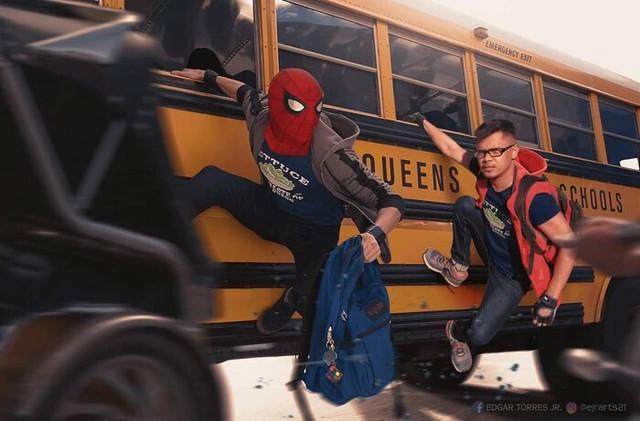 Chiêm ngưỡng loạt poster cực đỉnh do fan Marvel làm, sốc nhất khi đi đâu cũng thấy cái mặt của tác giả trong đó - Ảnh 6.