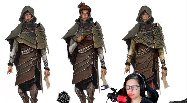 Thông tin về tướng mới Samira bất ngờ bị lộ - Có kỹ năng giống Irelia, là hậu duệ của Azir? - Ảnh 2.