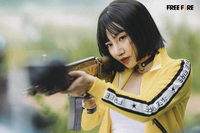 Garena Free Fire tung teaser MV bài hát Sinh Tồn Để Chiến Thắng cực chất, 2 nhân vật chính ngầu khỏi bàn - Ảnh 2.