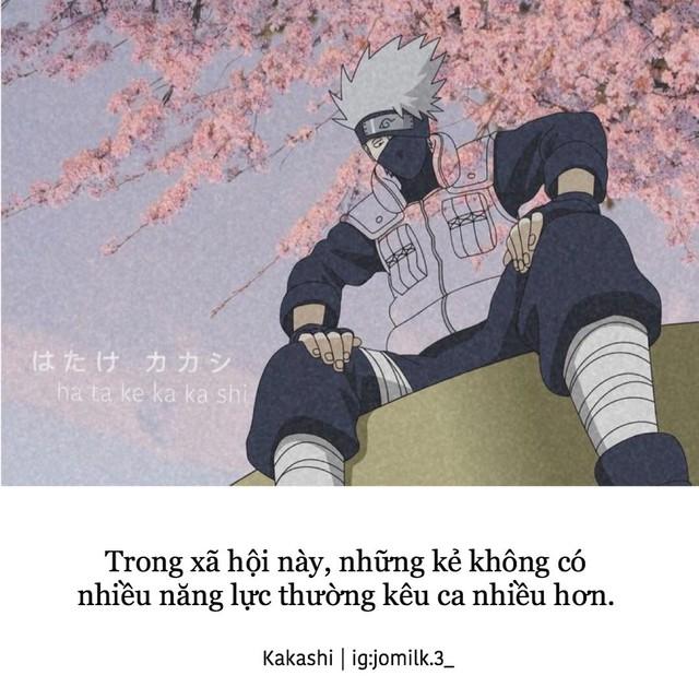 Điểm lại những câu nói kinh điển trong series Naruto, càng đọc càng thấy thấm - Ảnh 16.