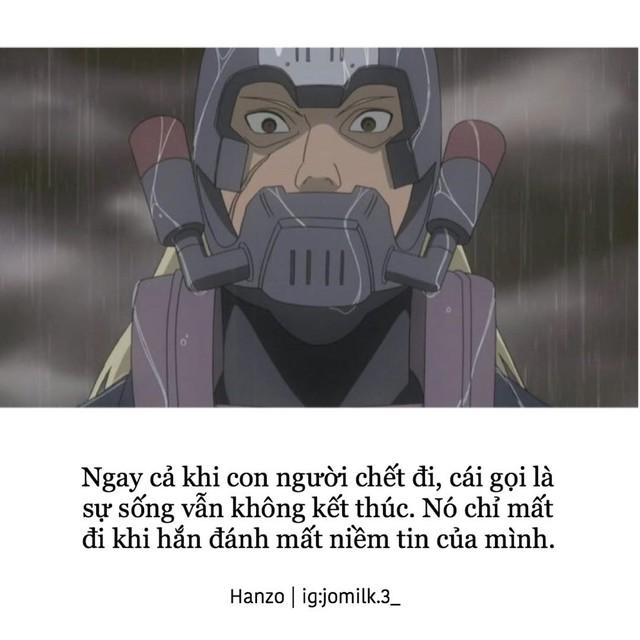 Điểm lại những câu nói kinh điển trong series Naruto, càng đọc càng thấy thấm - Ảnh 17.