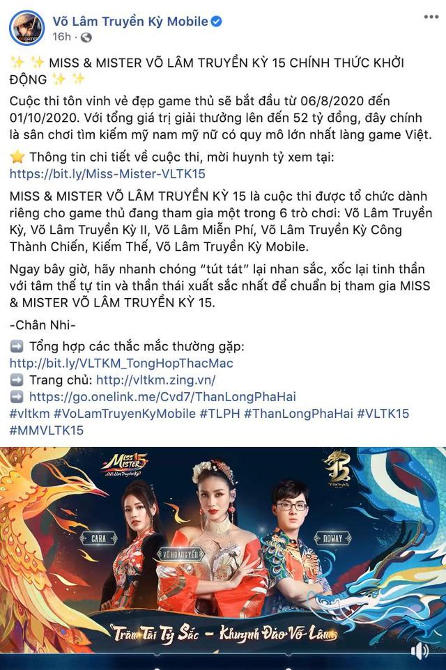 Chỉ trong 2 ngày cuối tuần mà cả làng game Việt náo động, chuyện gì đã xảy ra? - Ảnh 1.