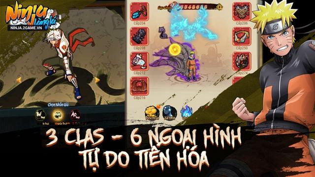Rất nhiều đội Nhẫn giả hùng mạnh đang chờ đợi sát cánh cùng người chơi Ninja Làng Lá Mobile - Ảnh 3.