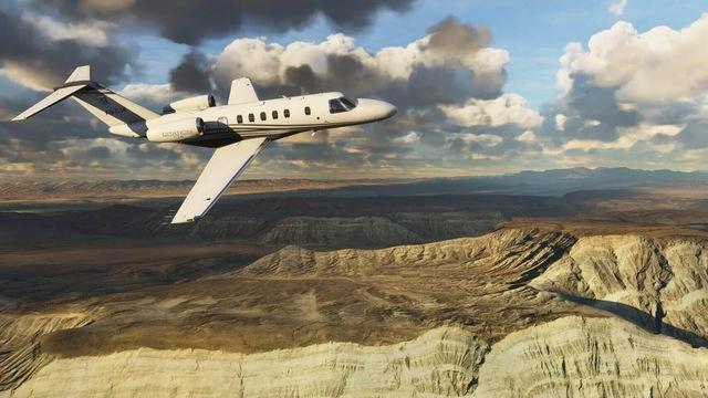 """Tựa game """"2 triệu GB"""" Microsoft Flight Simulator sẽ bán trên Steam vào 18/8, giá từ 1.340.000 đồng - Ảnh 4."""
