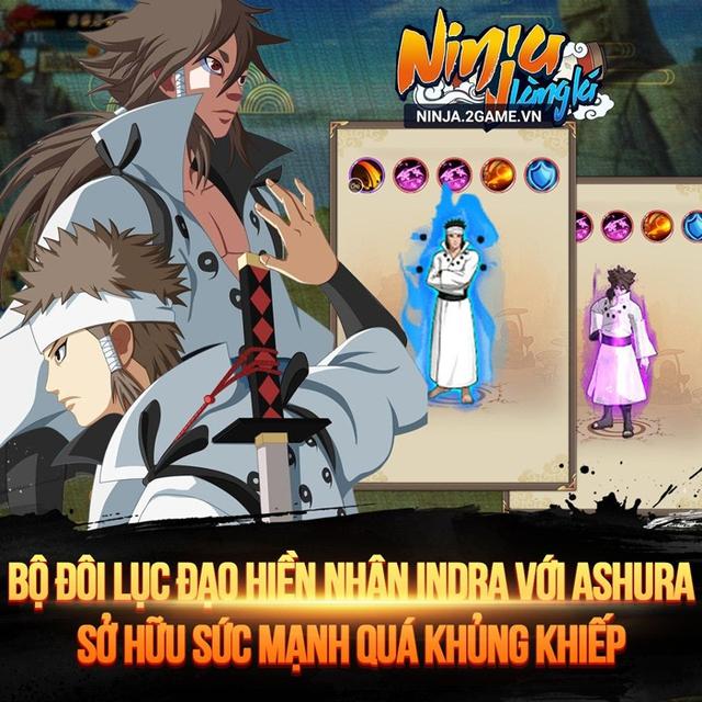 Rất nhiều đội Nhẫn giả hùng mạnh đang chờ đợi sát cánh cùng người chơi Ninja Làng Lá Mobile - Ảnh 6.