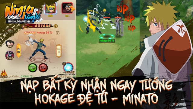 Rất nhiều đội Nhẫn giả hùng mạnh đang chờ đợi sát cánh cùng người chơi Ninja Làng Lá Mobile - Ảnh 7.