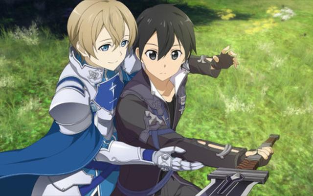 Sword Art Online: Mấy ai được như Eugeo, chàng trai chấp nhận việc người mình yêu lại chỉ yêu bạn thân Kirito - Ảnh 4.