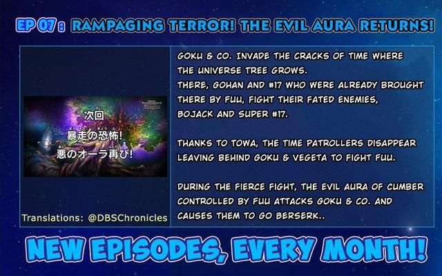 Super Dragon Ball Heroes: Cumber cùng hào quang ác quỷ xuất hiện trở lại, Big Bang Mission bắt đầu bùng nổ - Ảnh 1.