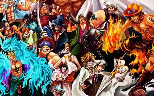 One Piece: Liệu băng Râu Trắng có đến Wano để hỗ trợ Luffy, cùng Marco và Izo chiến đấu? - Ảnh 4.