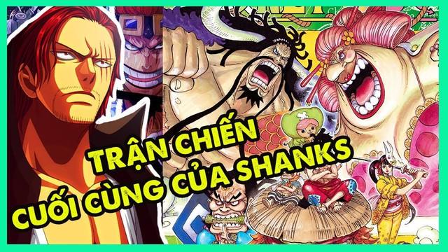 One Piece: Hình ảnh Shanks và Buggy nép người bên cạnh Vua Hải Tặc đã được lên sóng anime khiến fan thích thú - Ảnh 2.