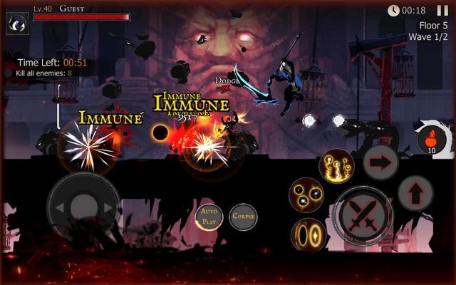 Shadow of Death, game hành động Made in Việt Nam cực hay từng có giá 50k đang miễn phí - Ảnh 5.
