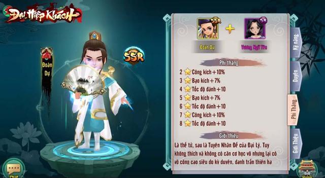 Đại Hiệp Khách - Game kiếm hiệp Kim Dung do người Việt phát triển nhá hàng những hình ảnh đầu tiên - Ảnh 6.