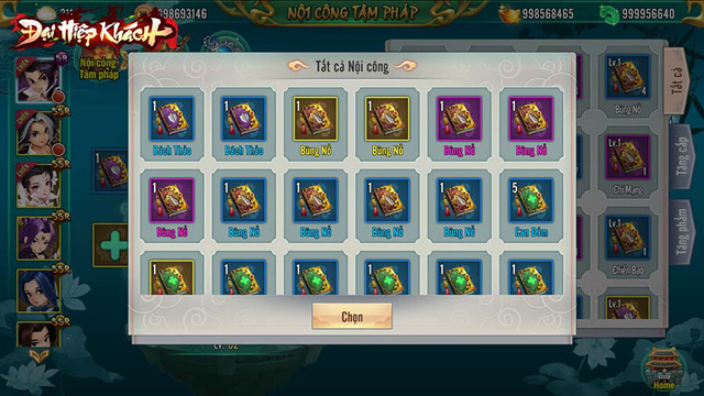Đại Hiệp Khách - Game kiếm hiệp Kim Dung do người Việt phát triển nhá hàng những hình ảnh đầu tiên - Ảnh 14.