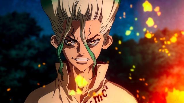 Dr. Stone: Thông minh tuyệt đỉnh, Senku Ishigami chính là chàng trai vàng trong làng nghiên cứu khoa học - Ảnh 3.
