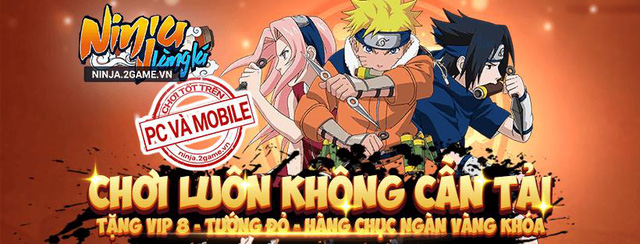 Ninja Làng Lá Mobile chìu fan Naruto hết nấc tặng miễn phí VIP 8, Tướng đỏ mừng ra mắt game hôm nay 4/8 - Ảnh 3.