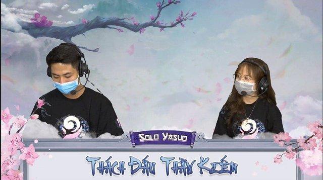 Loạt cao thủ Yasuo Việt Nam cũng bị lu mờ bởi giọng nói ngọt ngào của nữ BLV lần đầu lên sóng VETV - Ảnh 1.