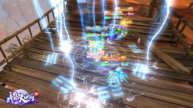 Ảnh Kiếm 3D chính thức Alpha Test ngày mai 5/8 và 6 lưu ý chí mạng - Ảnh 1.