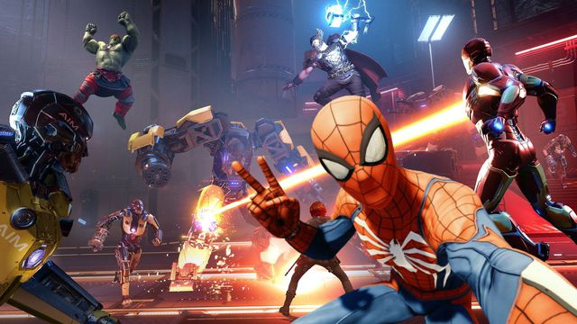 Game thủ PC sẽ chịu thiệt thòi nặng nề trong Marvels Avengers - Ảnh 2.