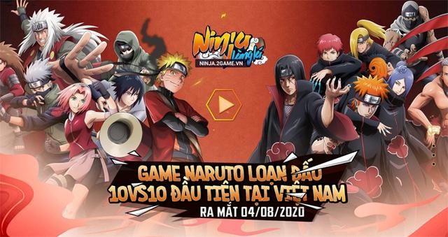 Ninja Làng Lá Mobile chìu fan Naruto hết nấc tặng miễn phí VIP 8, Tướng đỏ mừng ra mắt game hôm nay 4/8 - Ảnh 8.