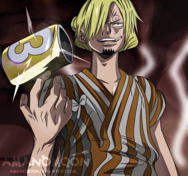 One Piece: Cùng nhau mất tích, phải chăng Sanji và Page One sẽ có màn tái đấu một mất một còn? - Ảnh 4.