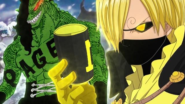 One Piece: Cùng nhau mất tích, phải chăng Sanji và Page One sẽ có màn tái đấu một mất một còn? - Ảnh 3.