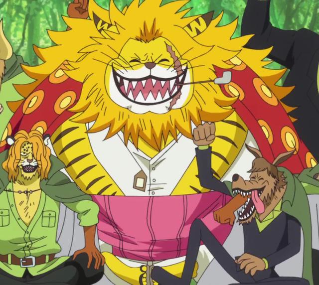 One Piece 986: 9 người cùng nhảy vào đánh, tại sao chỉ có Nekomamushi tóc vàng là bị Kaido túm đầu? - Ảnh 1.