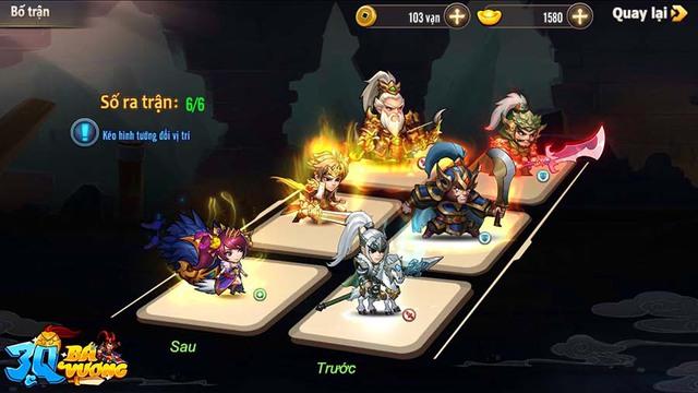 3Q Bá Vương: Kinh nghiệm build team Thục cho dân cày đáp ứng đủ 3 tiêu chí sát thương cao, có choáng và cả buff nộ - Ảnh 5.