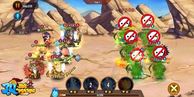 3Q Bá Vương: Kinh nghiệm build team Thục cho dân cày đáp ứng đủ 3 tiêu chí sát thương cao, có choáng và cả buff nộ - Ảnh 8.