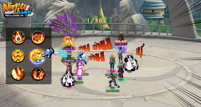 Ninja Làng Lá Mobile tặng 500 Giftcode siêu vip mừng ra mắt thành công - Ảnh 1.