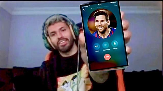 Hot streamer Kun Lấy Messi ra câu view Aguero lần đầu chơi LMHT: Đánh với máy cũng phải nhờ bạn thân gánh hộ - Ảnh 1.