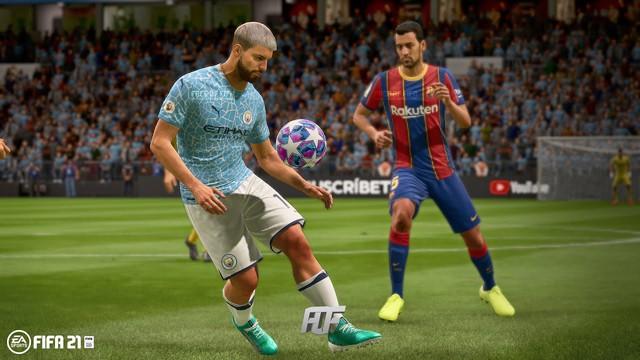 FIFA 21 ra mắt trailer gameplay cực đỉnh, game bóng đá hay nhất năm là đây chứ đâu - Ảnh 2.