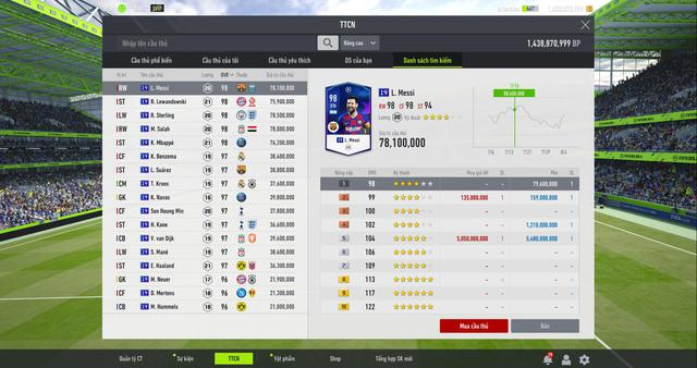 FIFA Online 4 khuấy đảo không khí Champions League bằng siêu sự kiện miễn phí suốt tháng 8 - Ảnh 5.