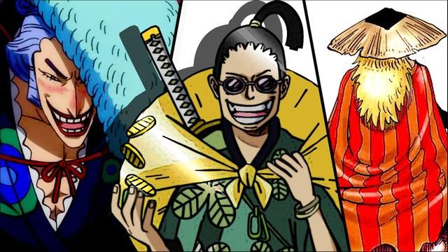 One Piece: Bộ đôi Denjiro và Kinemon cùng hành trình nằm gai nếm mật để báo thù cho chúa công Oden - Ảnh 2.