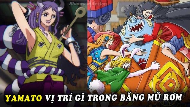 One Piece: Nếu Yamato gia nhập băng Mũ Rơm, Sanji liệu có xứng đáng nằm trong bộ ba quái vật mới? - Ảnh 2.