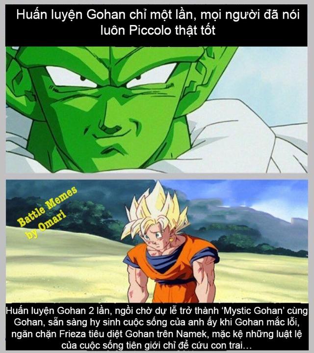Xả stress ngày mưa với loạt ảnh hài khó đỡ minh chứng Goku không phải là người cha tốt - Ảnh 6.