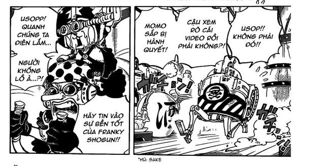 One Piece: Lời nói dối…1000 của thánh Usopp liệu sẽ trở thành sự thật, chính anh và Chopper sẽ xử đẹp nhóm Numbers của băng Bách Thú? - Ảnh 2.