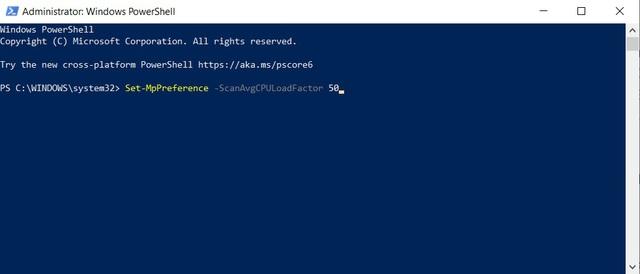 Hướng dẫn giới hạn mức sử dụng CPU của Windows Defender, hết lo giật lag khi chơi game - Ảnh 2.