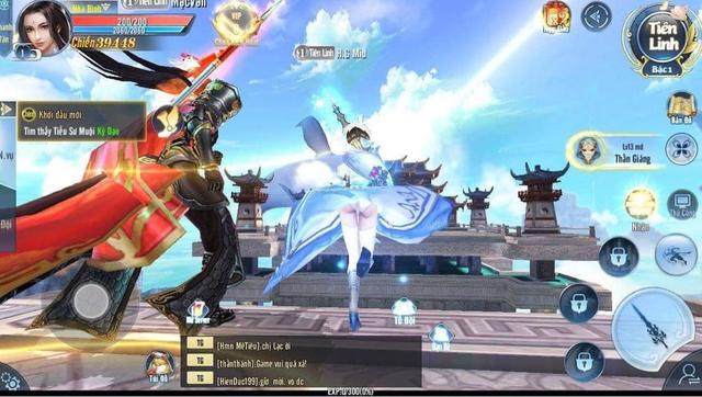 Vô tình rơi góc lag, nữ game thủ Ảnh Kiếm 3D khiến cả server nháo nhào vì góc quay xịt máu mũi - Ảnh 4.