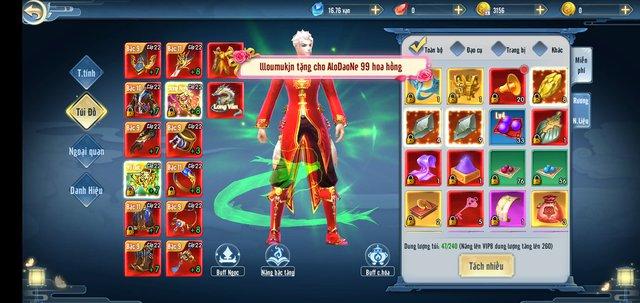 Vô tình rơi góc lag, nữ game thủ Ảnh Kiếm 3D khiến cả server nháo nhào vì góc quay xịt máu mũi - Ảnh 13.